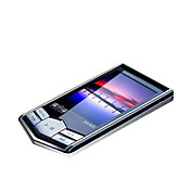 Reproductor MP4 Warrior de Pantalla LCD TFT de 4.6cm de 4GB