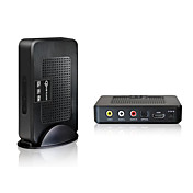 Measy MP-500RMH USB HDD Multimedia Player - Plays MPEG1/2/4 DivX Xvid RMVB AVI MOV MP3 WMA 500GB Hard Disk Included (HVC046)