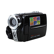 DV-K109 5.0MP CMOS 12.0MP DVR Camcorder with 3.0Inch TFT LCD 8X Digital Zoom(DCE331)