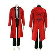 cosplay traje inspirado en fullmetal alchemist edward elric