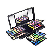 Deluxe-Profi 180 clolors Make-up Lidschatten-Palette