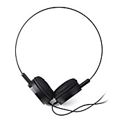 Lightweight Audio Headset - Black