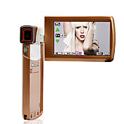 1/2.3 &quot;CMOS da 5 megapixel a 30fps super slim 1080p videocamera digitale con 3,0 pollici touch screen (dce1120)