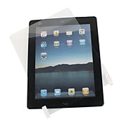 Glare-free Screen Protector and Cleaning Cloth for iPad 2 and The new iPad