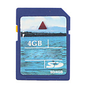 4GB SD minnekort
