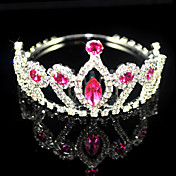 lega bella con strass tiara wedding bridal / copricapo