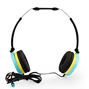 moda de alta qualidade headphones ehp-oh100seles (azul)
