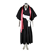Cosplay Costume Inspired by Bleach 10th Division Lieutenant Rangiku Matsumoto