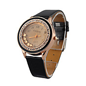 Prevalent Round Case Quartz Watch More Colors Available