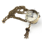 Glass Ball Pocket Watch