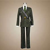 Cosplay Costume Inspired by APH Hetalia Movie England