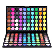 Dazzling, Matte and Shimmer 120 Colors Makeup Eye Shadow