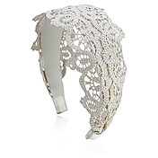 TS Lace Wide Headband