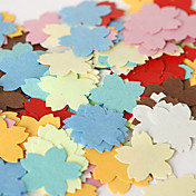 Colorful Sakura Shaped Confetti (Bag of 350 pieces)