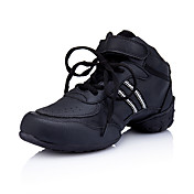 Real Leather Upper Dance Shoes Dance Sneaker for Women and Kids