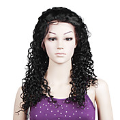 Fashion 20 inch Remy Lace Curl Wig (26 Colors Available)