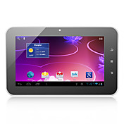Knight Onion - 7 inch capacitive Android 4.0 tablet met 5 punten touch (8 GB, 1,2 GHz, HDMI out)