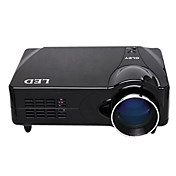 1080p portable hd led projector met tv-tuner hdmi