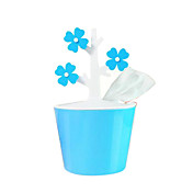 Lucky Flower Style Tissue Box