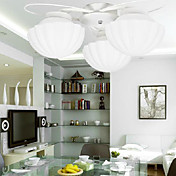 Ceiling Light with 3 Lgiths in Warm White