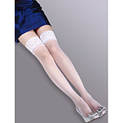 15D Nylon Thigh Highs Hold Ups Stockings