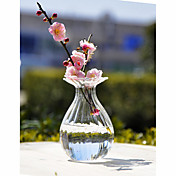 Artistic Glass Vase Centerpiece