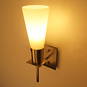 1 - Luz de pared en tono blanco