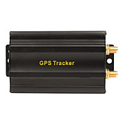 Smart Vehicle GPS Tracker(SOS, MIC, Relay, ACC)