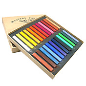 24 Colors Hair Color Pastel Chalk