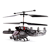 4-Channel Gunship Shooting IR Helicopter with Gyro