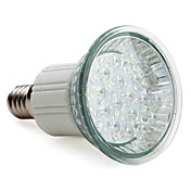 E14 18-LED 90LM 1-1.2W 6000-6500K White Spot Bulbs (220-240V)