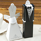 Formal Gown &amp; Tux Favor Box (Set of 12)