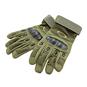 Leisure Sports Motobike Full Finger Polyester Gloves
