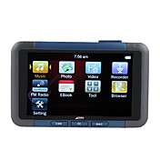 3.0 Inch MP5 Player with Game and FM Radio (8GB)