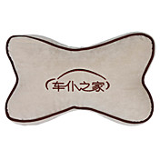 High Quality Car Stereoskopisk Bone Pillow (1 Pair)
