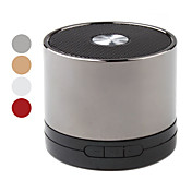 Bluetooth v2.0 speaker wireless ricaricabile per pc e cellulare (colori assortiti)