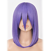 Cosplay Wig Inspired by Naruto Akatsuki Konan Purple