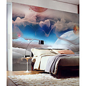 Fantasy and Mythology Contemporary Graphics Mural