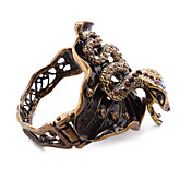 Gorgeous Alloy Snake Shape Women's Braclet
