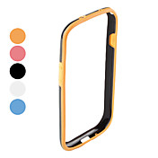 Soft TPU Bumper Frame Case for Samsung Galaxy S3 I9300 (Assorted Colors)