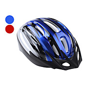 Mountain Bike Cycling Helmet for Adults (Blue, Red)