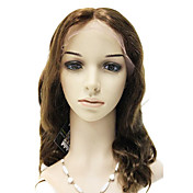Lace Front 100% Brasilien Remy Hair Body Wave Lange Percke
