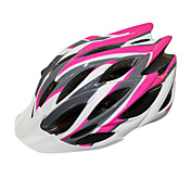 20 Vents Cycling Helmet with LED Tail Light  and Detachable Sunvisor