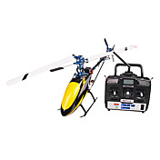 Mystery TOPSPEED 450V2 3D Helicopter Helicopter RTF(Blade,Canopy Random color)