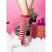 Sexy Striped Red and White  Christmas Stockings(1 Pieces)