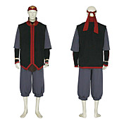 Cosplay Costume Inspired by Avatar: The Last Airbender Aang
