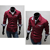 Men's Trendy Slim Shirt