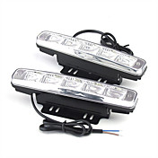 2 x 5 LED High Power Universal Daytime Running Light