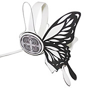 Headphone Inspired by Vocaloid Haku Swallowtail Butterfly