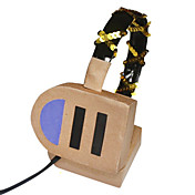 Cosplay Headphone Inspired by Vocaloid Megurine Luka